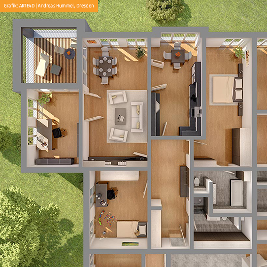 stadtpalais am volkspark 1 og we 08 wachtel wohnbauten. Black Bedroom Furniture Sets. Home Design Ideas