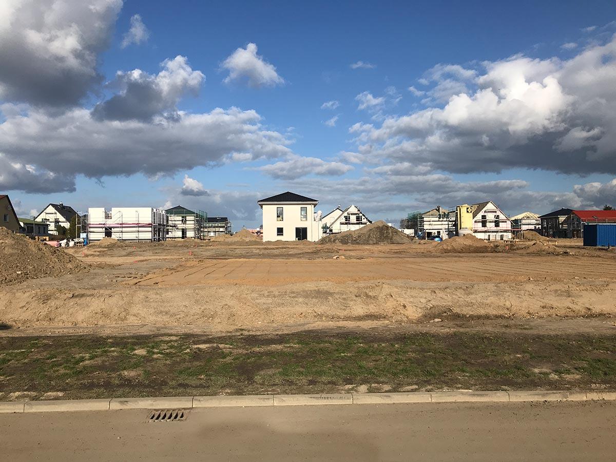 Planum für 6 Mehrfamilienhäuser | 21.03.2019
