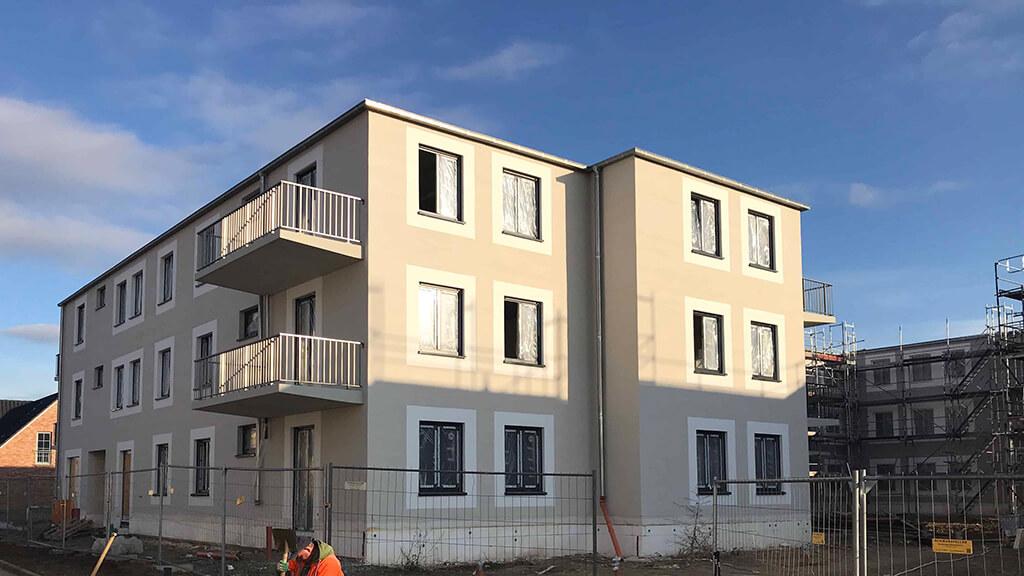 Ansicht Refugium Heiderose Haus 1 | 21.11.2019