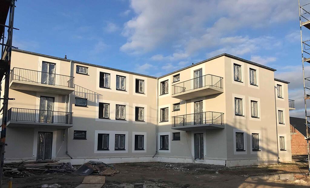 Ansicht Refugium Heiderose Haus 2 | 21.11.2019