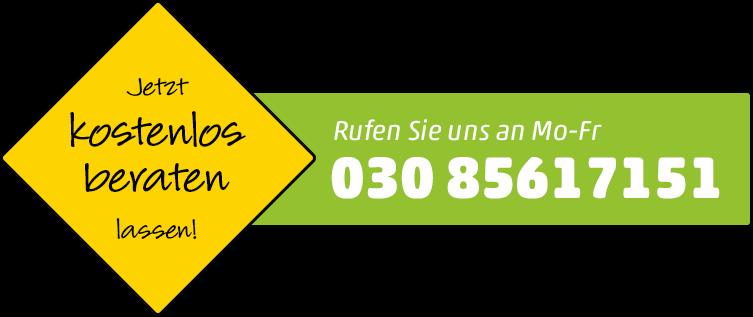 Jetzt kostenlos beraten lassen für das Sonneneck in Bernau bei Berlin