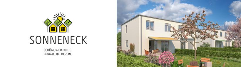 SONNECK: Großzügige Doppelhäuser in Bernau bei Berlin – 5 Zimmer + Homeoffice – KfW Effizienzhaus 55